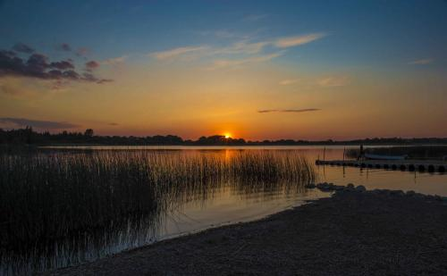 Lough Ree sunset