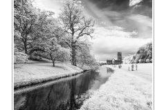 Fountains Abbey Infrared