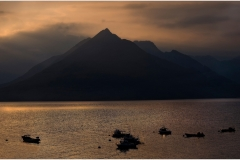 Late Evening Cuillins