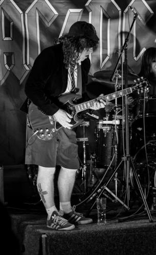 AC-DC GB - NE based tribute band